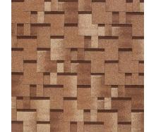 Бітумно-полімерна черепиця Tegola Nobil Tile Акцент 1000х337 мм дерево