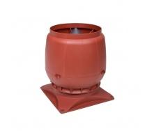 Вентиляционный выход VILPE S-200 200 мм красный