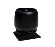 Вентиляційний вихід VILPE S-160 160 мм чорний