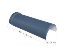 Коньковый элемент Evertile Evertech G2 полукруглый BR 400х150 мм