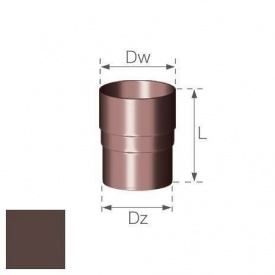Кільцевий ніпель Gamrat 110 мм коричневий