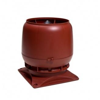Вентиляційний вихід VILPE S-160 160 мм червоний