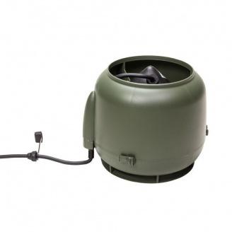 Вентилятор VILPE E120 S 125 мм зелений