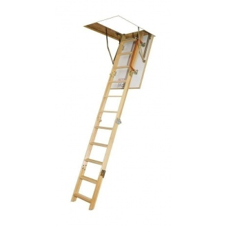 Сходи на горище FAKRO LWK Komfort-325 70x130 см