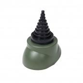 Антенний воріт VILPE 12-90 мм зелений