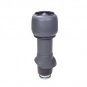 Вентиляционный выход VILPE 125/ИЗ/500 125х500 мм серый
