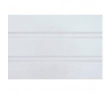 Софит ASKO без перфорации 3,5 м белая