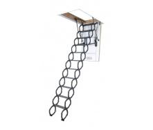 Чердачная лестница FAKRO LST ножничная 70x80 см