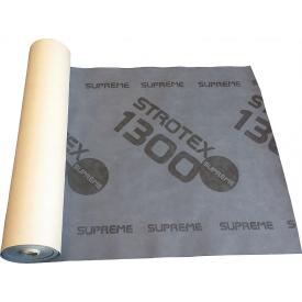 Супердиффузионная мембрана Foliarex Strotex SUPREME 170 г/м2 1,5х50 м