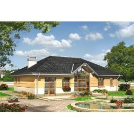Будівництво каркасного будинку проект Алегро 119,8 м2
