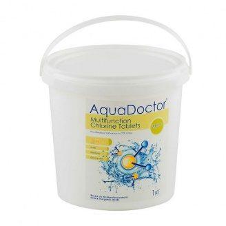 Медленно растворимый хлор Aquadoctor МС-Т в таблетках 1 кг