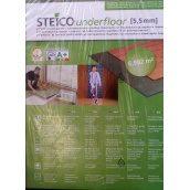 Подложка под ламинат Steico underfloor 4 мм