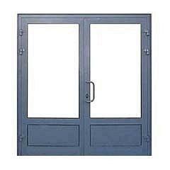 Металлические межкомнатные двери