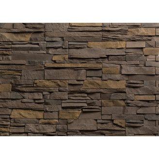 Плитка бетонная Einhorn под декоративный камень Эльбрус 113 300x100x25 мм