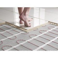 Тепла підлога електрична