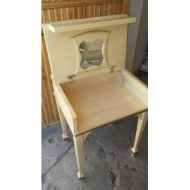 Дамський столик в італійському стилі 730х565х455 мм