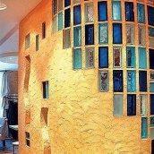Отделка стен декоративными штукатурками