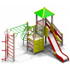 Детские Площадки Игровые Комплексы