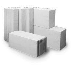 Стеновые и кладочные материалы