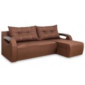 Кутовий диван Релакс Вірконі 2280х1690 мм