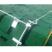 Блискавковідвід для даху з нержавіючої сталі