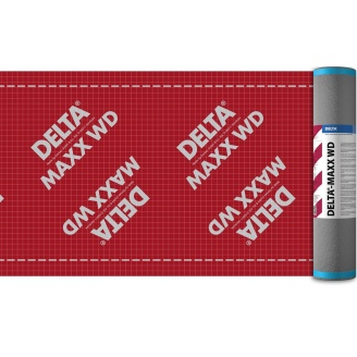 Супердиффузионная мембрана Dorken DELTA-MAXX WD