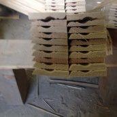 Наличник деревянный сосна 70х10 мм