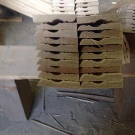 Наличник дерев'яний сосна 70х10 мм