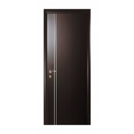 Двери межкомнатные Новый Стиль КОЛОРИ M 600х2000 мм венге