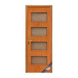 Двери межкомнатные Новый Стиль КВАДРА Нера 600х2000 мм ольха