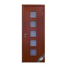 Двери межкомнатные Новый Стиль КВАДРА Фора 600х2000 мм вишня