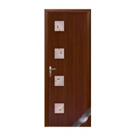 Двери межкомнатные Новый Стиль КВАДРА Р Модена 600х2000 мм орех
