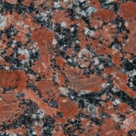 Гранитные слябы Капустинского месторождения 3 см