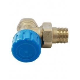 Клапан термостатический Schlosser DN 15 GZ 1/2 GW 1/2 угловой
