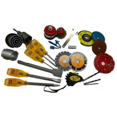 Комплектующие для электроинструмента