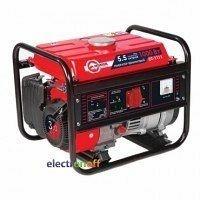 Генератор бензиновый мощность 1,2/1,1 кВт 3,0 л с 4-х тактный ручной пуск 26,5 кг DT-1111 Intertool