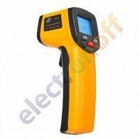 Пірометр Benetech GM320 (вимірювач температури)