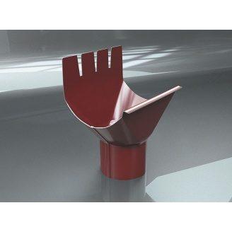 Воронка металева Raiko 150/100 мм