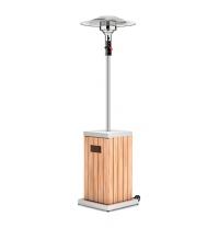 Инфракрасный обогреватель Enders Wood газовый 8 кВт 76х220 см