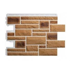 Фасадна панель Альта-Профіль Камінь Празький 02 795х591х20 мм