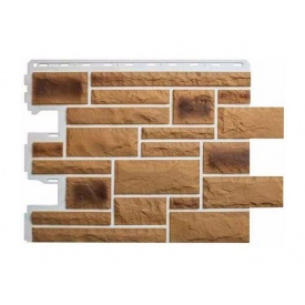 Фасадная панель Альта-Профиль Камень Пражский 02 795х591х20 мм