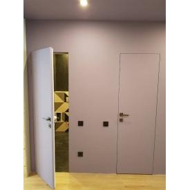 Приховані двері під фарбування водоімульсіонною фарбою