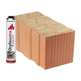 Керамічний блок Porotherm 50 T Dryfix 500х248х249 мм