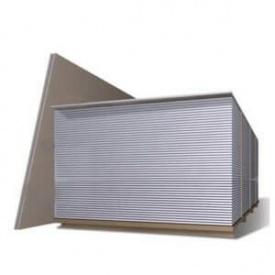 Гіпсокартон стіновий Knauf ГКЛ 12,5х1200х2500 мм 3 м2