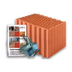 Керамічний блок Porotherm 44 Profi 440х248х249 мм