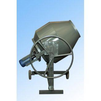 Бетономішалка гравітаційна посилена БМ-320 працює на дві сторони