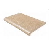 Підвіконня Plastolit пластик 150 мм бежевий мармур глянсове