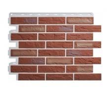 Фасадна панель Альта-Профіль Цегла Ризька 795х591х20 мм колір 02