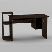 Компьютерный стол Компанит СКМ-3 1418х600х751 мм венге
