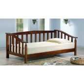Кровать ONDER MEBLI Day Bed Norman 1000х2000 мм орех